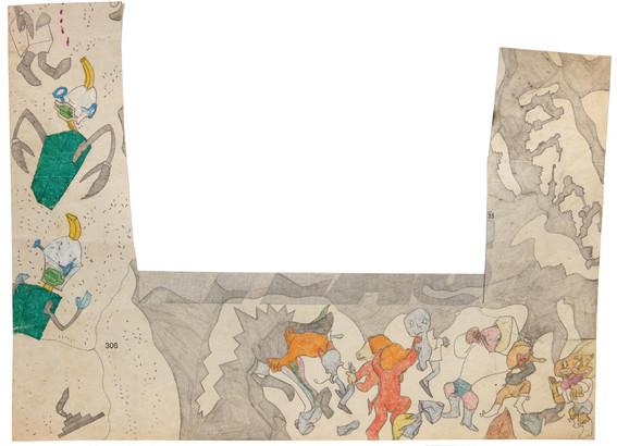 SUSAN TE KAHURANGI KING, Untitled, n.d.