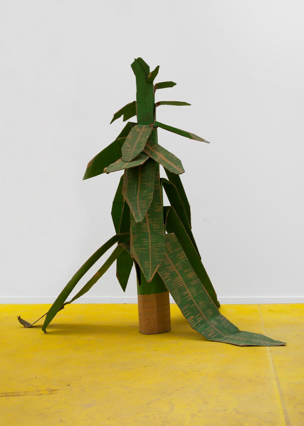 RINUS VAN DE VELDE,  Prop, Planecrash, Elegant Plant, 2017