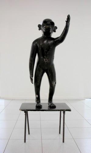 """EDWARD LIPSKI: """"Monkey"""", 2007"""
