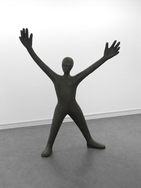 HENK VISCH, Young man with future, 2010