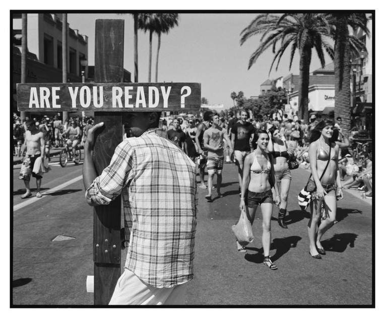 ED TEMPLETON, Are You Ready?, Huntington Beach, 2012