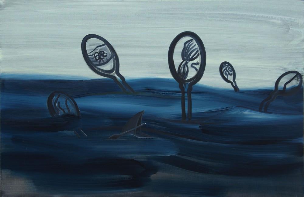 ELLEN DE MEUTTER, Get over yourself (mirrors), 2008
