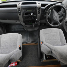 Drivers front