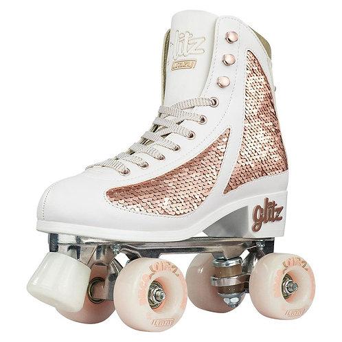 GLITZ ROLLER SKATES by Crazy Skates