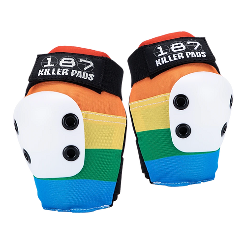 SLIM ELBOW PADS RAINBOW
