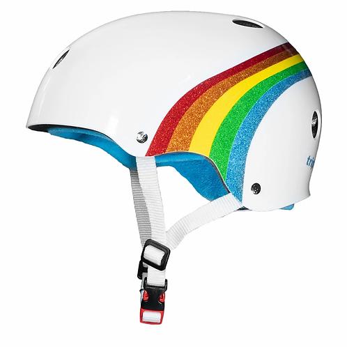 White Rainbow Sparkle