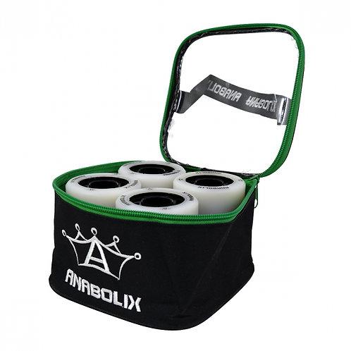 Anabolix Quad Wheel Bag