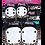 Thumbnail: MOXI-6 PACK PADS-LEOPARD