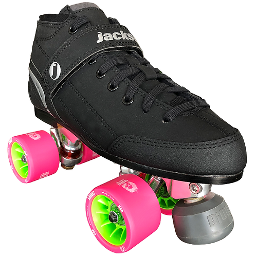 SUPREME FALCON DERBY QUAD SKATE PACKAGE W/Highest Quality Wheels