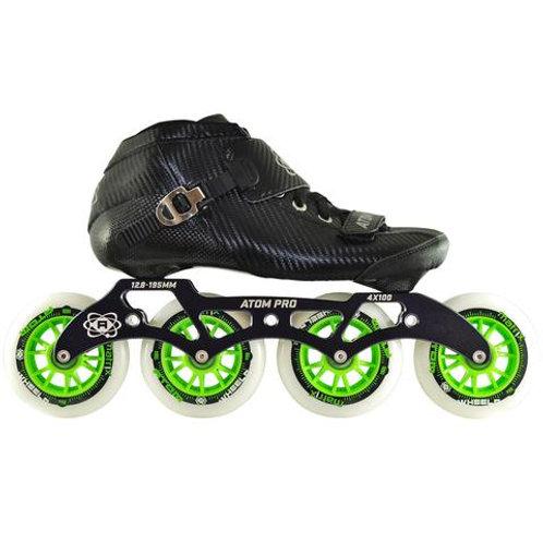Atom Pro Outdoor 4 Wheel Inline Skate Package