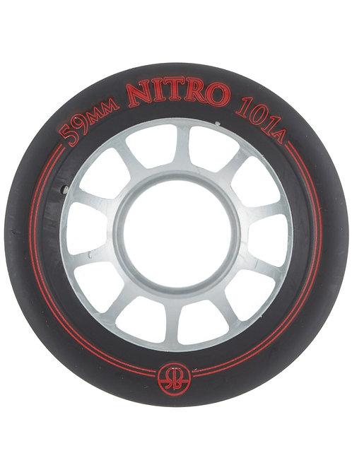 RollerBones Nitro Wheels 8pk