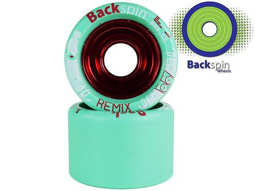 Vanilla Backspin Remix Quad Speed Skate Wheels