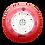 Thumbnail: LUMINOUS RED/WHITE LED WHEELS 110MM