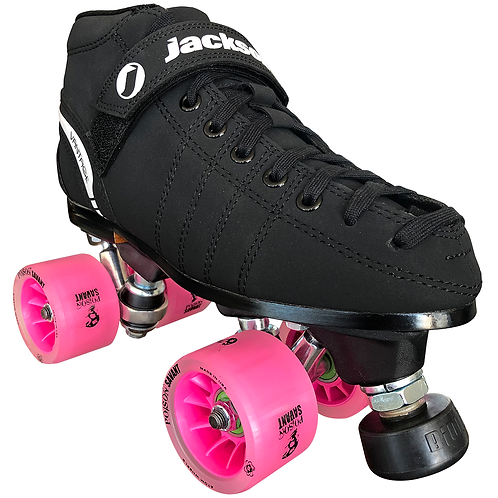 VIP Derby Skate Package W/Atom Boom Wheels