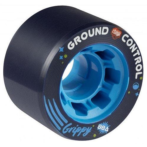 CHAYA GROUND CONTROL GRIPPY 59MMX38MM / 88A BLUE 4-PACK
