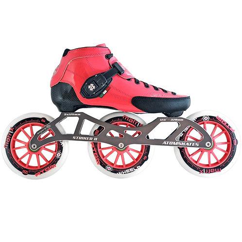 Luigino Strut 125 Inline Skate Package