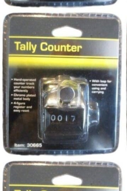 GREAT STAR TALLY COUNTER
