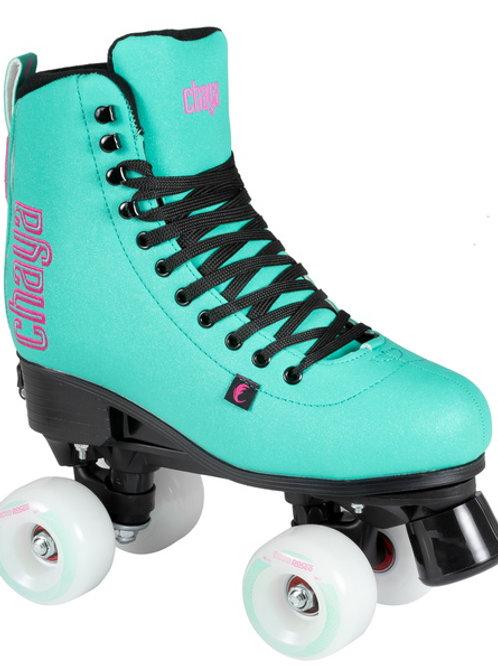 Chaya Bliss Turquoise Adjustable Roller Skates