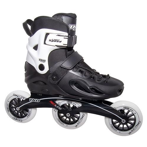 TKO RACING Kids Adjustable Skate – Light Speed