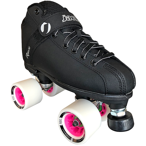 Rave Quad Skating Package W/ Atom Boom Wheels