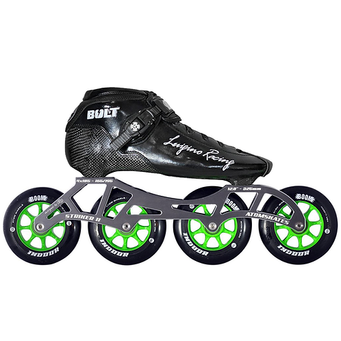 LUIGINO BOLT INDOOR SKATE PACKAGE