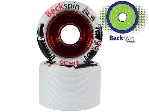 VNLA Backspin Remix Quad Speed Skate Wheels