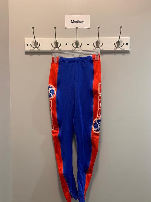 Bont Zip-up Pants Medium Fleece