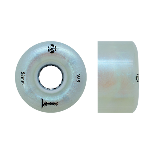 WHITE PEARL 58MM/97A  INDOOR PREORDER LUMINOUS QUAD