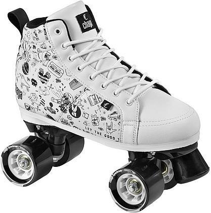 Chaya Sketch Indoor//Outdoor Quad Roller Skates