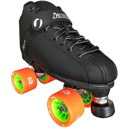 Rave Quad Skating Package W/ Highest Quality Wheels