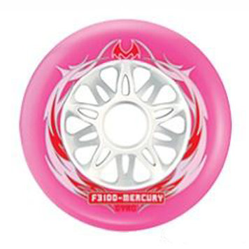 GYRO MERCURY PINK OUTDOOR WHEEL