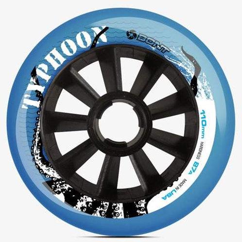 Typhoon Inline Skate Wet Weather Wheel