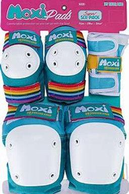 MOXI-6 PACK PADS-JADE