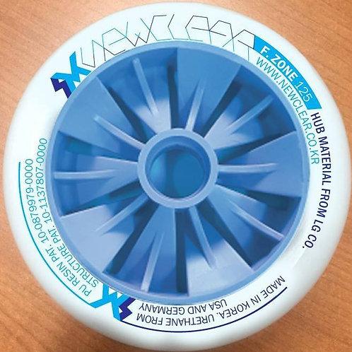 NEW CLEAR GYRO (BLUE HUB)