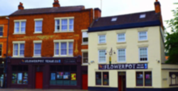 The Flowerpot, Derby. Real ale, live music, accommodation