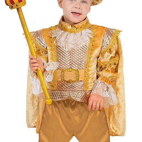 תחפושת נסיך הממלכה זהב