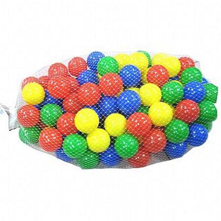 שק 100 כדורים לבריכת כדורים