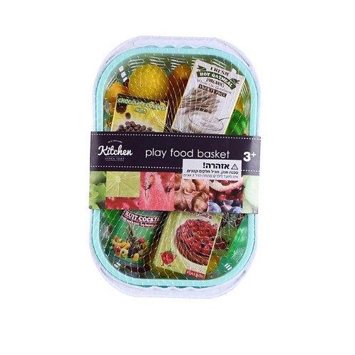סלסלת פירות וירקות מהודרת