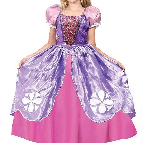 תחפושת הנסיכה סופיה