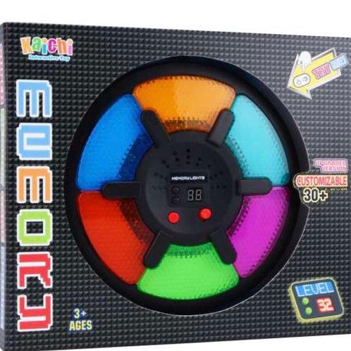 משחק זיכרון 6 צבעים