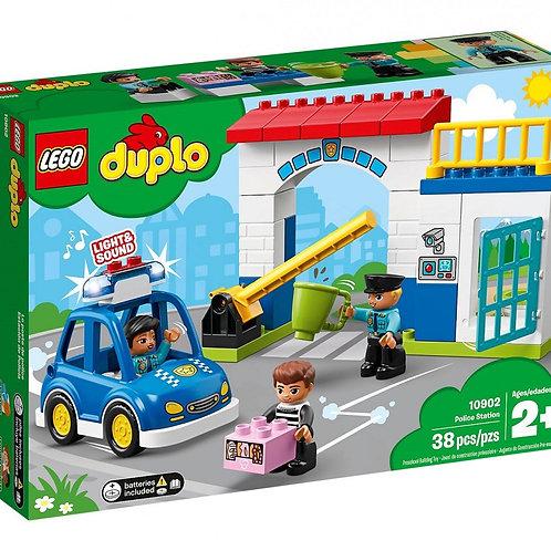 לגו דופלו משטרה 10902
