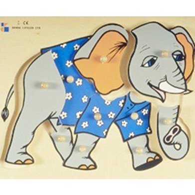 פאזל עץ פיל