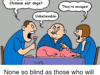 Cognitive Dissonance Vol. 4 - Willful Ignorance