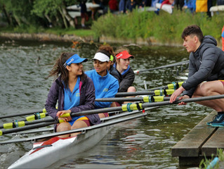 8 Club Wins at an unseasonably cold and wet Talkin Tarn Regatta
