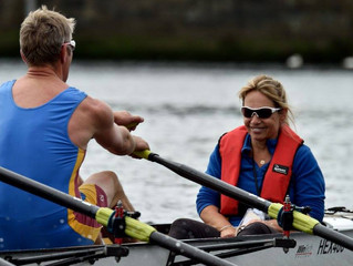 Great Tyne Row Success for Hexham RC!