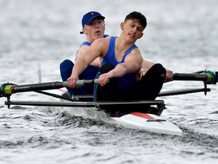 Good Luck to Juniors going to British Junior Rowing Championships!