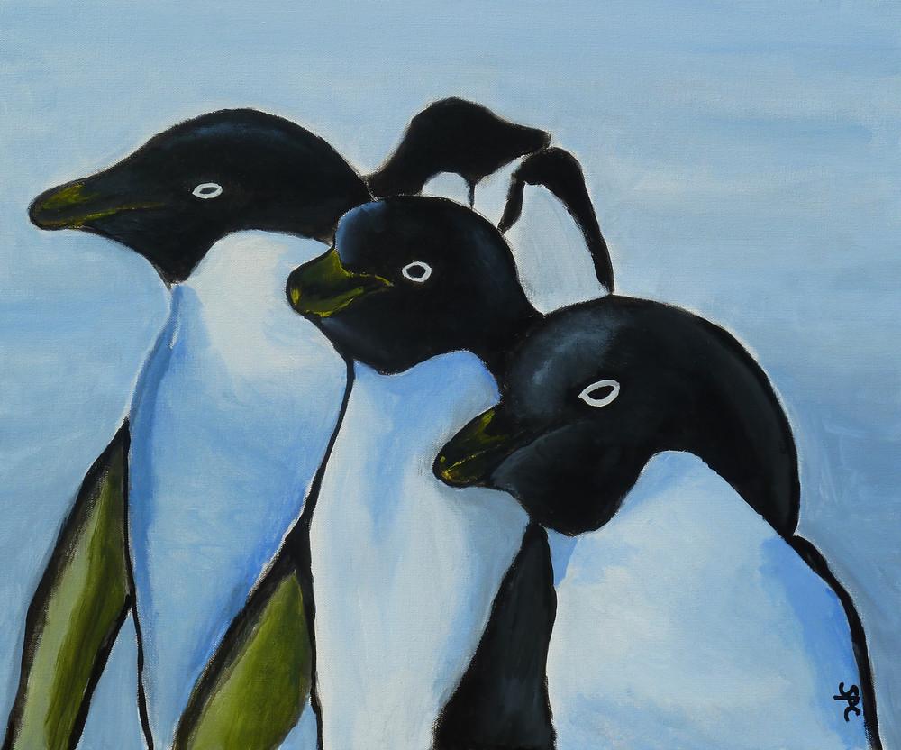 Audrina's Penguins