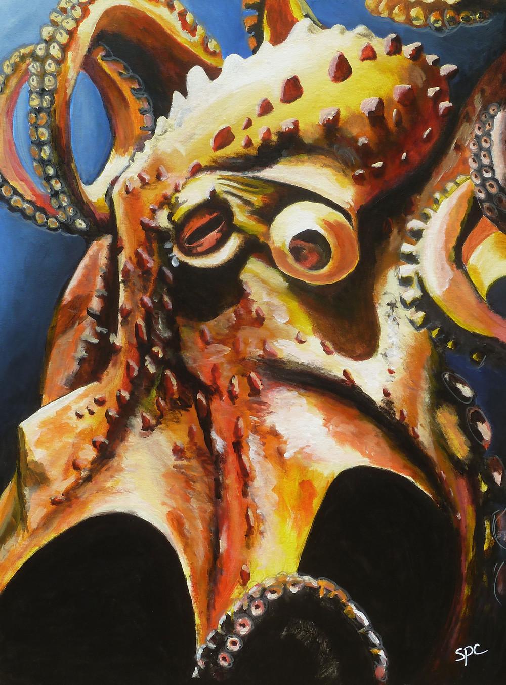 Hank: The Alien Mollusc