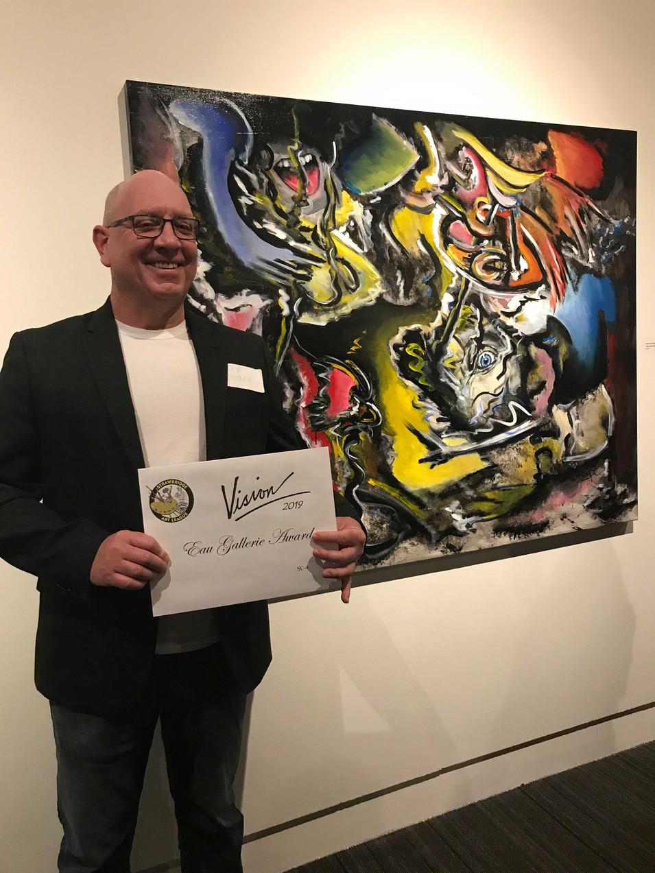 Eau Gallery Award