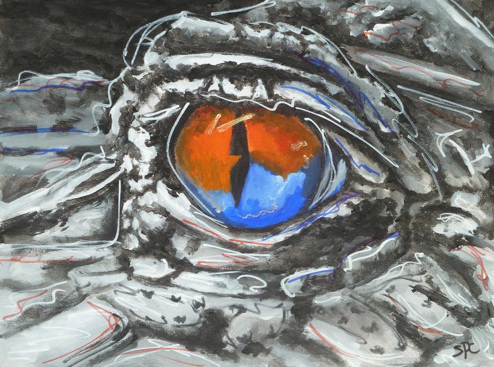 Lrrrr-Eye Of Gator